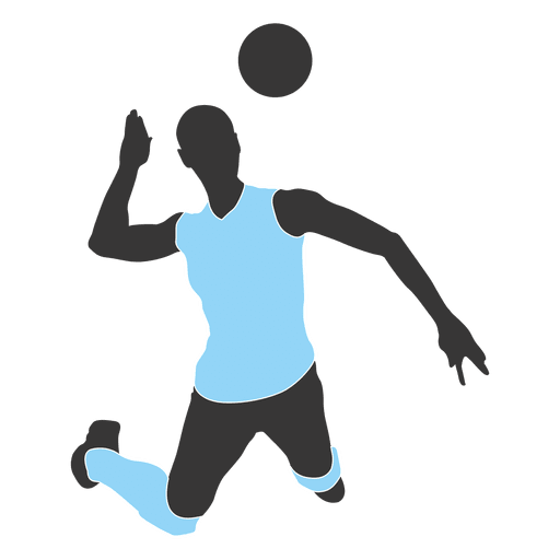 Male volleyball player 9