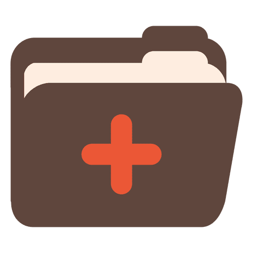 Medical file icon Transparent PNG