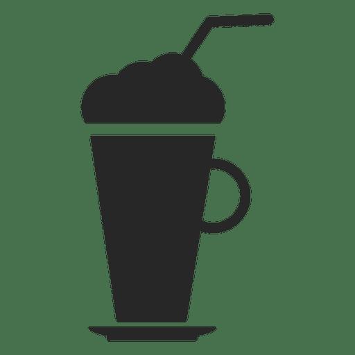 Bebida de milk shake Transparent PNG