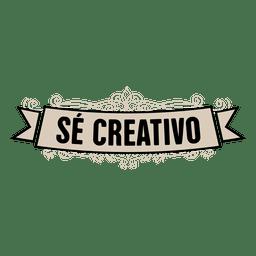 Crachá espanhol motivacional 1