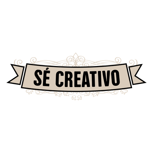 Crachá espanhol motivacional 1 Transparent PNG