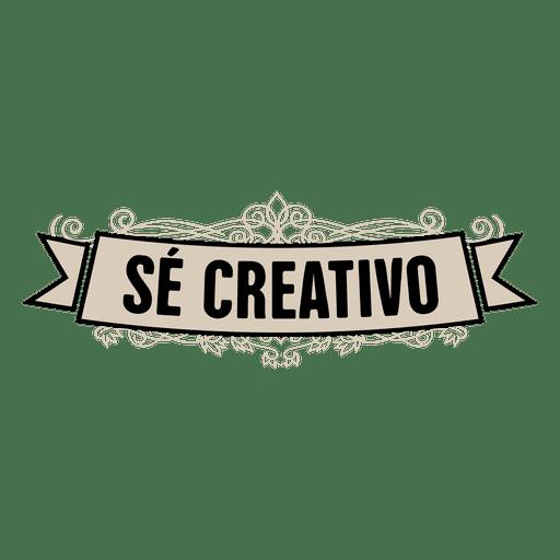 Motivational spanish badge 1 Transparent PNG
