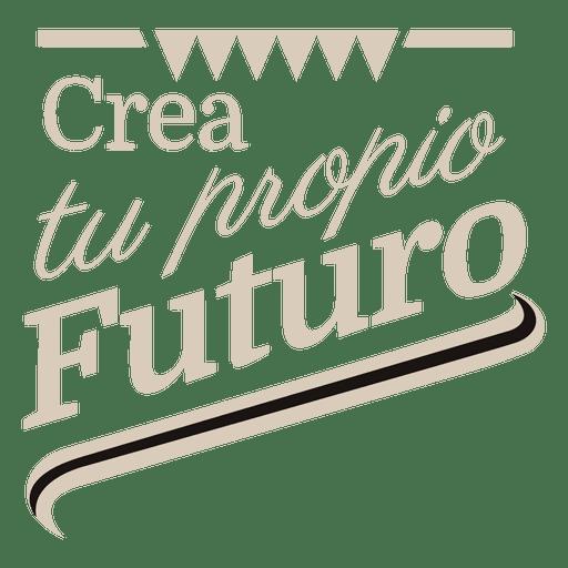 Motivational spanish label 1