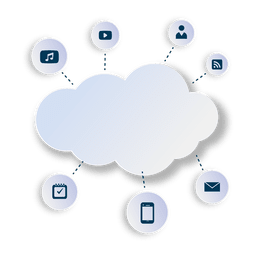 Multimedia cloud computing