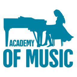 Music academy logo