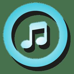 Ícone da nota musical