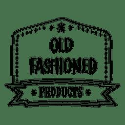 Altmodisches Siegel