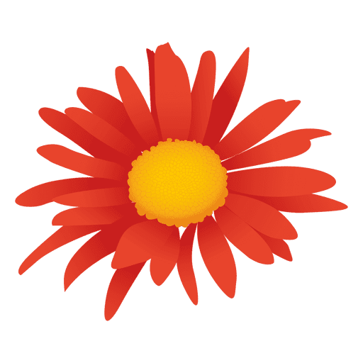 Dibujos Animados De Flor De Naranja 7 Descargar Png Svg Transparente