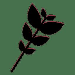 Logotipo orgânico