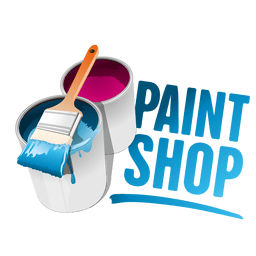 Paint shop logo