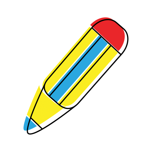 Icono de escritura de lápiz