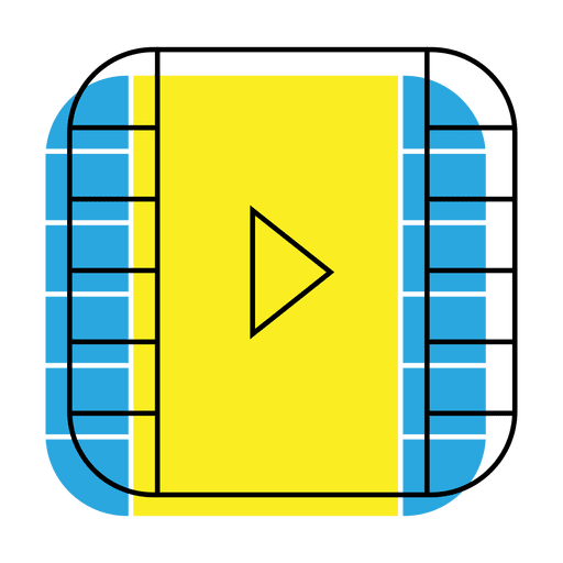 Play icon Transparent PNG
