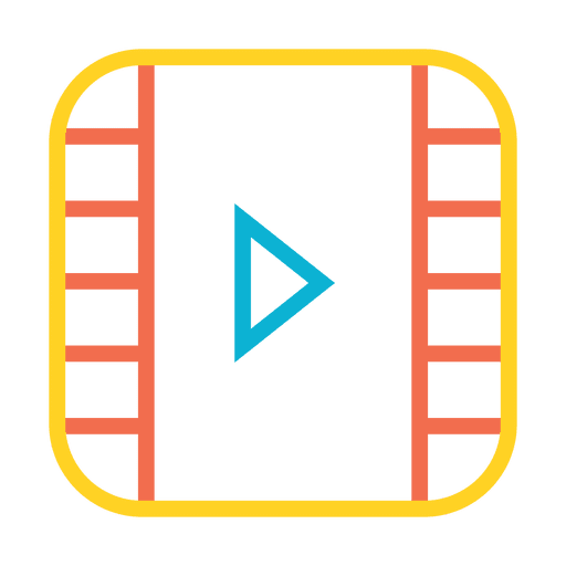 Play Stream Music Video Icon Transparent Png Svg Vector File