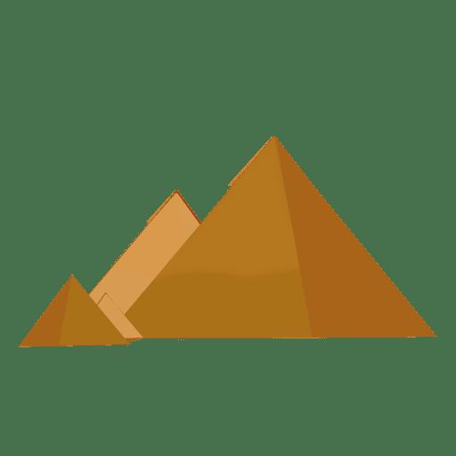 Piramide Dos Desenhos Animados Baixar Png Svg Transparente