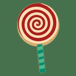 Caramelo de menta roja 1