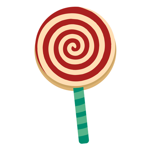 Red peppermint candy 1 Transparent PNG