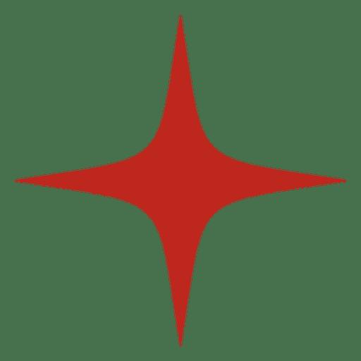 Brillo rojo