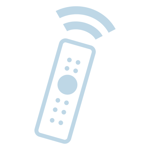 Remote controller line icon Transparent PNG