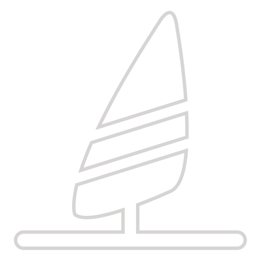 Sailboat icon Transparent PNG
