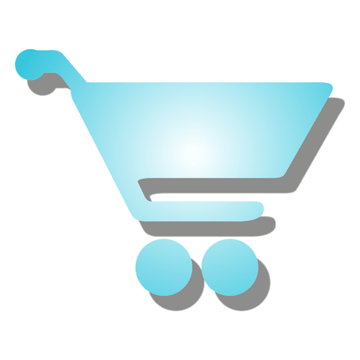 Shopping cart icon Transparent PNG