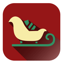 Sliegh square icon