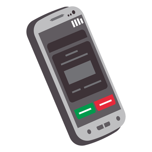 Smartphone ui icon Transparent PNG