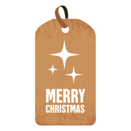 Sparkles etiqueta de Navidad