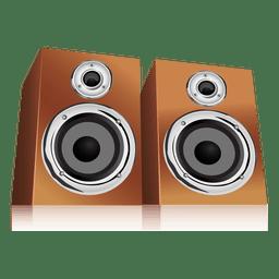 Speakers carton