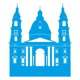 Skyline de Basílica de São Estêvão