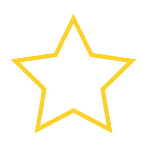 Star favorite outline icon transparent png svg vector star favorite outline icon transparent png sciox Gallery