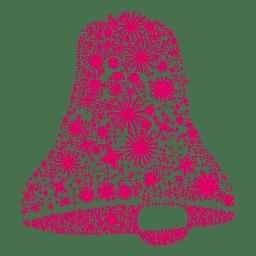 Starflakes Weihnachtsglocke