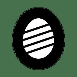 Huevo rayado