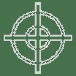 Ícone de alvo