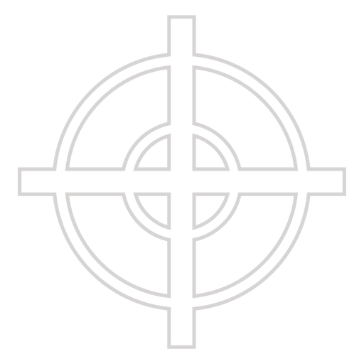 Target icon Transparent PNG