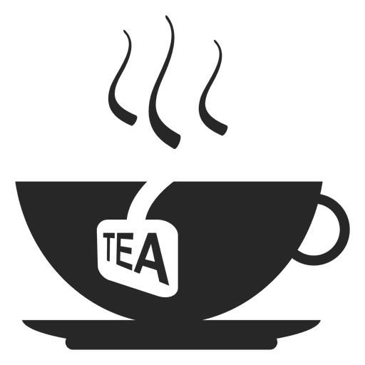 Tea cup icon Transparent PNG