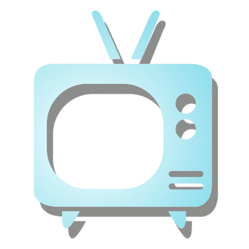Television icon Transparent PNG