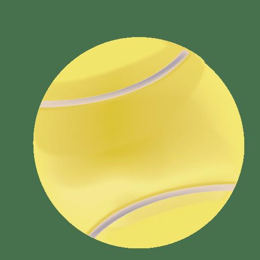 Pelota de tenis Transparent PNG
