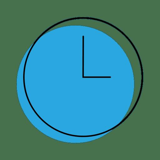 Ícone de relógio Transparent PNG