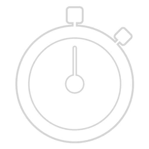 Timer clock icon Transparent PNG
