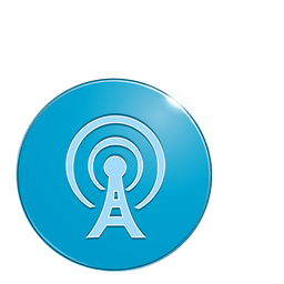Tower bubble icon