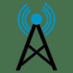 ícone de raio Torre