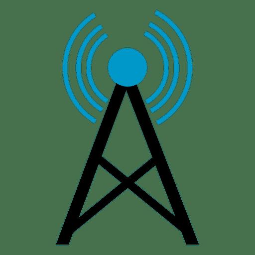 Tower radius icon