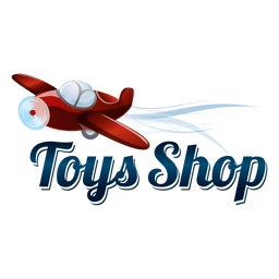 Logo de la tienda de juguetes