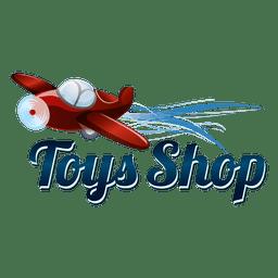 tienda de juguetes logotipo