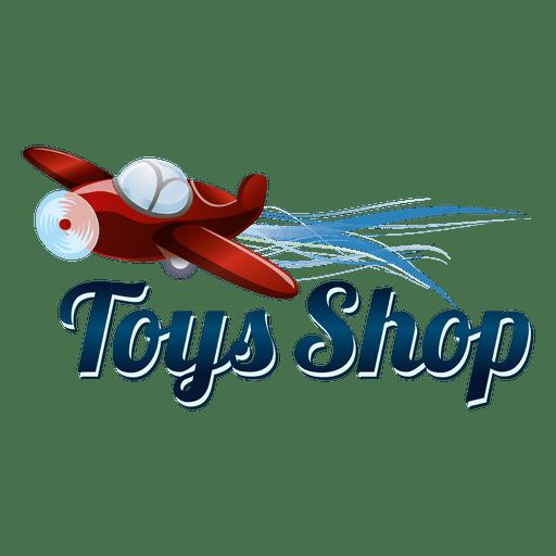 Toys shop logo Transparent PNG