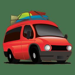 coche del recorrido