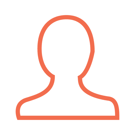 Icono de persona del usuario Transparent PNG