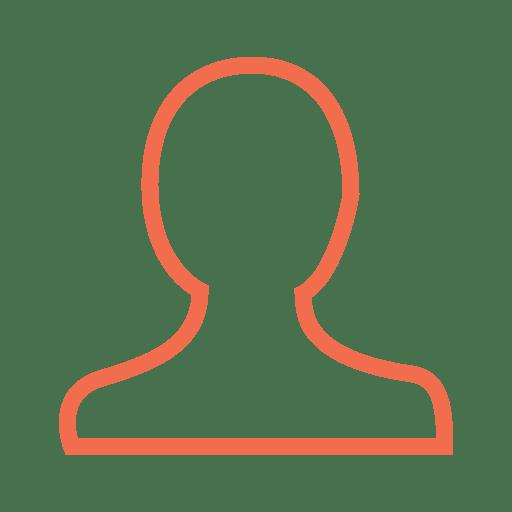 Symbol für Benutzerperson Transparent PNG