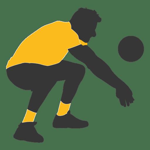 Jugador de voleibol