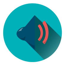 Volume circle icon